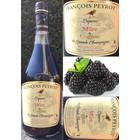 François Peyrot Blackberry Liqueur and Cognac