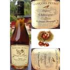 François Peyrot Chestnut liqueur and Cognac
