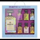 Disaronno Wears Trussardi 28% 70cl Giftpack met 6x5cl Mini's
