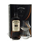 Bowmore 12 Years Old Limited Edition Bottle & Glass Pack