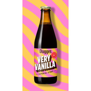 Dugges Very Vanilla Imperial Stout
