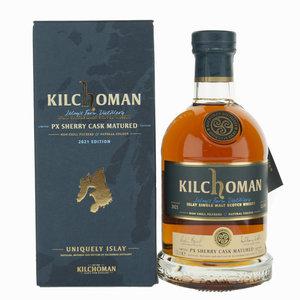 Kilchoman PX Sherry Cask Matured 2021 Edition
