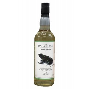 """Daily Dram Croftengea 12 Years """"Poisonous Frog Series"""""""