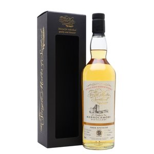 The Single Malts Of Scotland Mannochmore 9 Years Old 2011