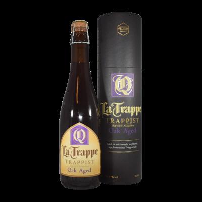 Trappist La Trappa Quadrupel Oak Aged Batch 40