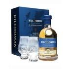 Kilchoman Machir Bay plus two tasting glasses