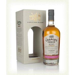 Cooper's Choice Auchroisk 10 years old 2010 Pineau des Charentes Finish