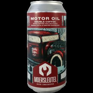 De Moersleutel Motor Oil Double Coffee