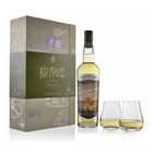 Compass Box The Peat Monster Set With 2 Glasses