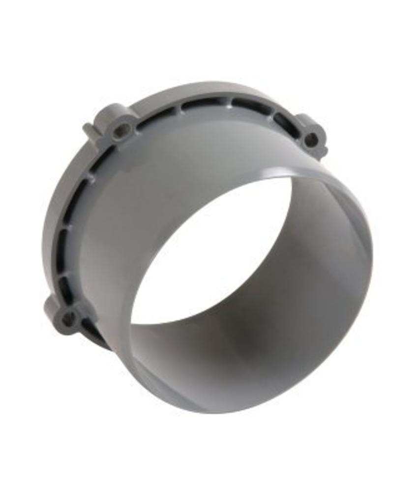 Nicoll onderuitlaat Connecto 200 Ø 125 mm spie