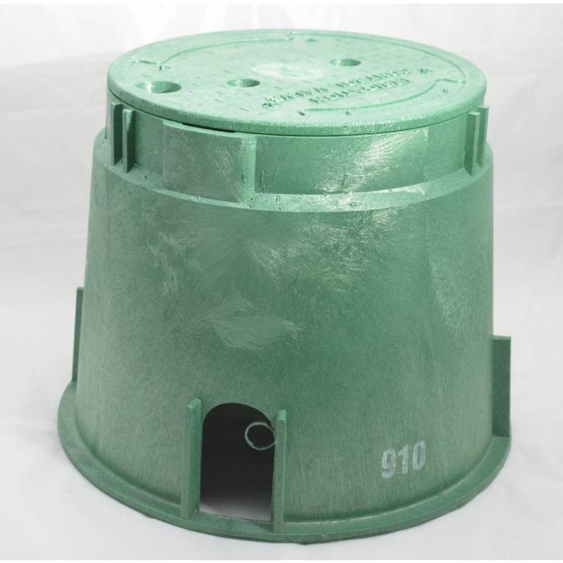 Carson VB-910-10 (PVC) kleppendoos incl. deksel