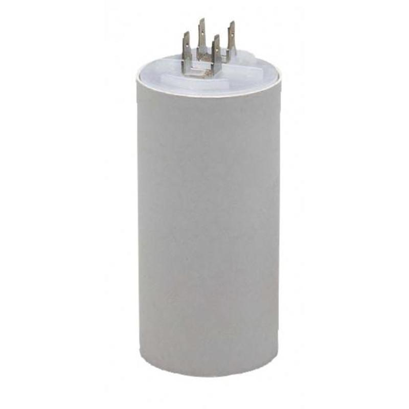 Losse condensator 40 uF t.b.v. 1,5 Pk bronpomp