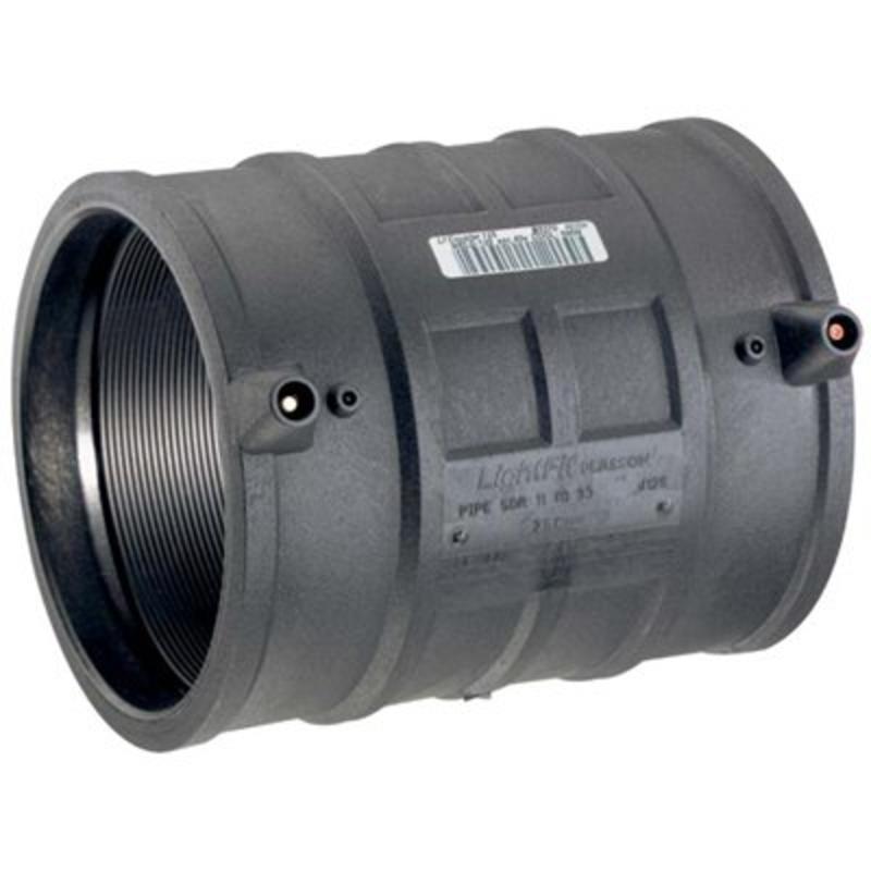 Plasson Elektrolas mof lightfit (PN10) 75 mm