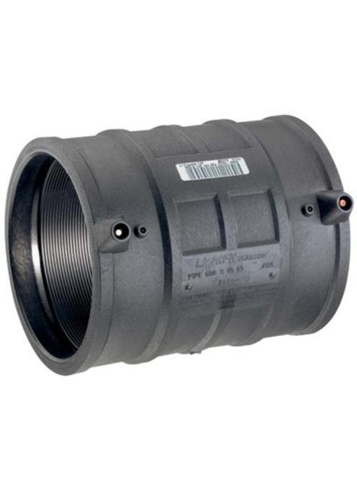 Plasson Elektrolas mof lightfit (PN10) 90 mm