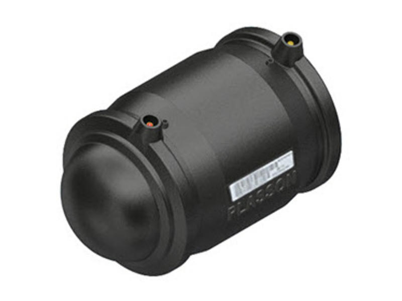 Plasson Elektrolas eindkap 110 mm