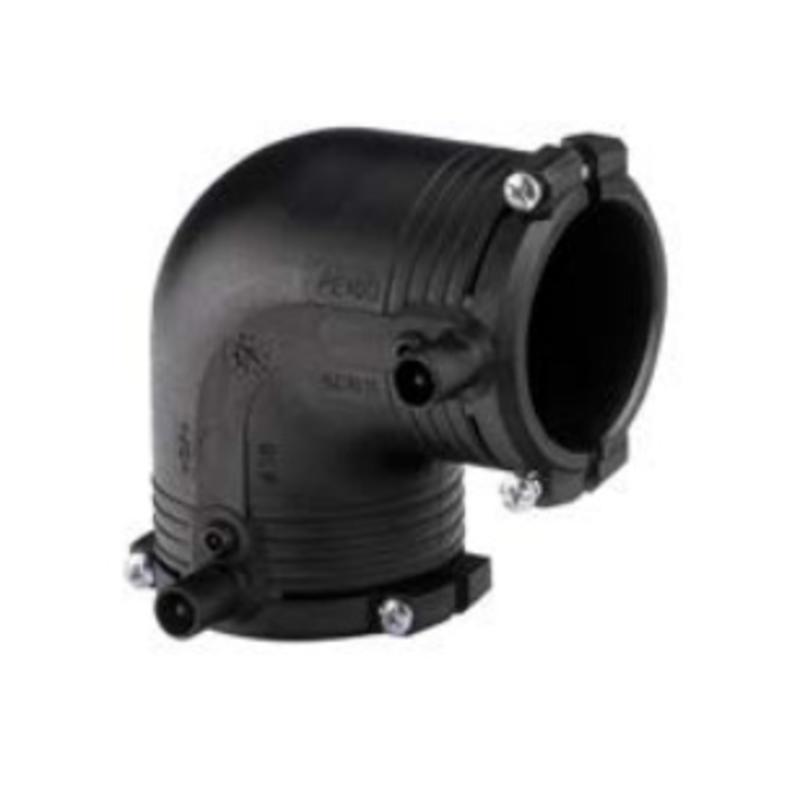 GF ELGEF elektrolas knie 90° | 20 mm - PE100 / SDR11