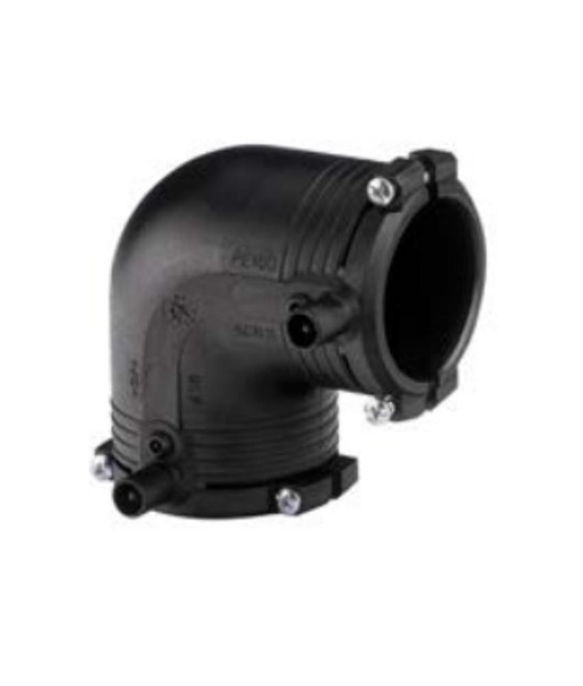 GF ELGEF elektrolas knie 90° | 63 mm - PE100 / SDR11