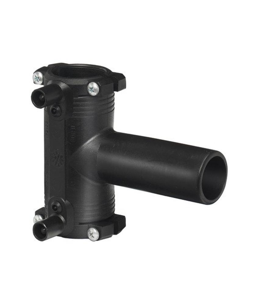 GF ELGEF elektrolas T-stuk 90° | 40 mm - PE100 / SDR11
