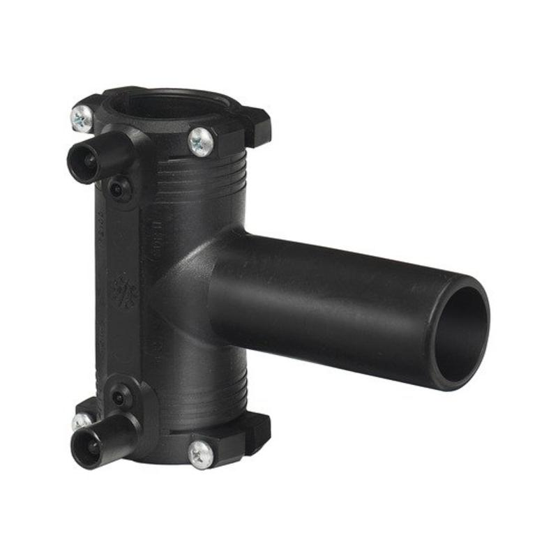 GF ELGEF elektrolas T-stuk 90° | 63 mm - PE100 / SDR11