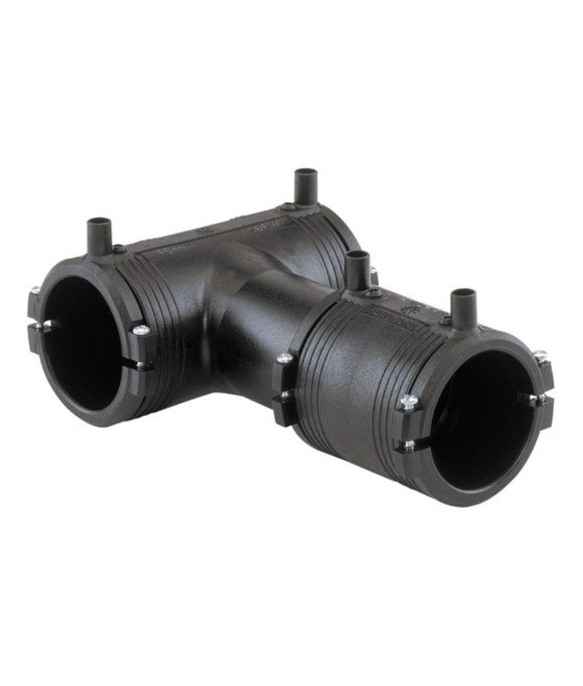 GF ELGEF elektrolas T-stuk 90° lasbare aftakking | 180 mm / 180 mm
