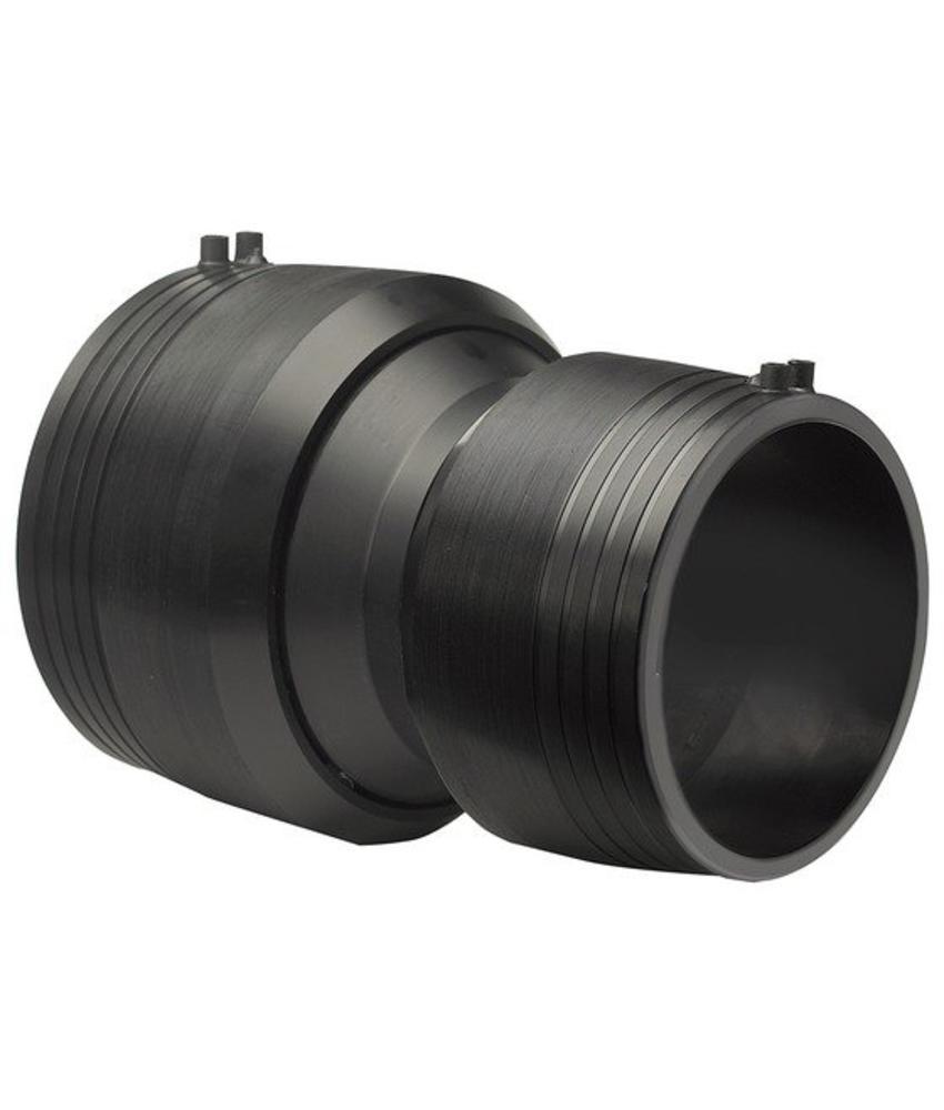 GF ELGEF elektrolas verloopstuk | 225 mm / 200 mm