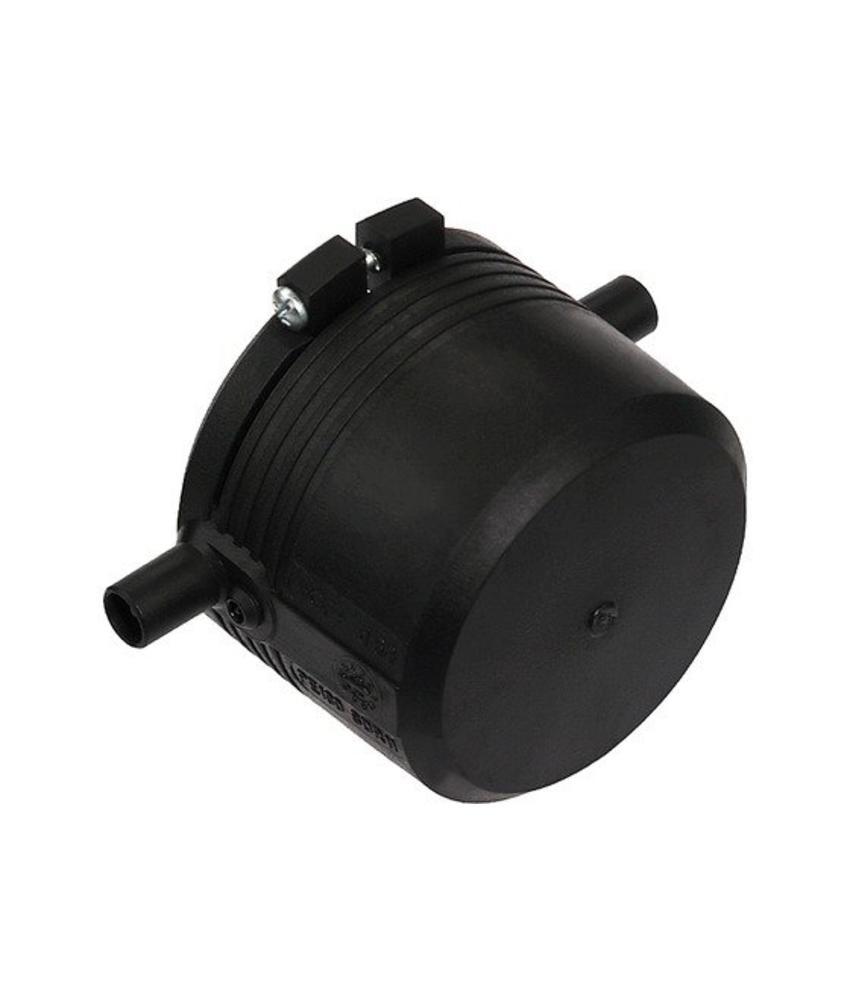 GF ELGEF elektrolas eindkap 25 mm | PE hulpstuk