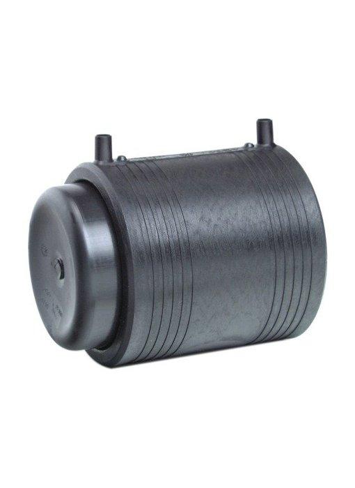 GF ELGEF elektrolas eindkap 75 mm (kit) | PE hulpstuk