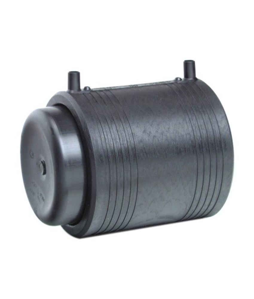 GF ELGEF elektrolas eindkap 200 mm (kit) | PE hulpstuk