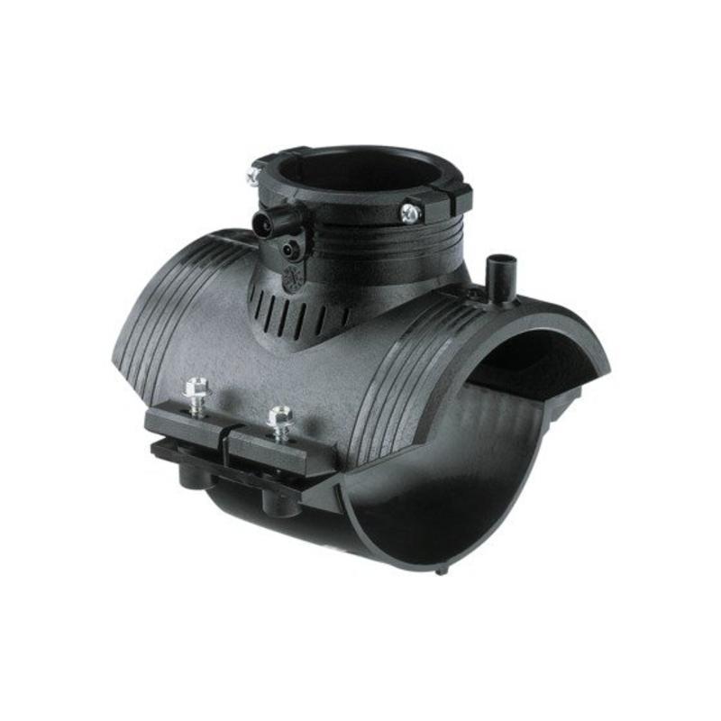 GF ELGEF elektrolas aansluitzadel 140 mm | PE hulpstuk