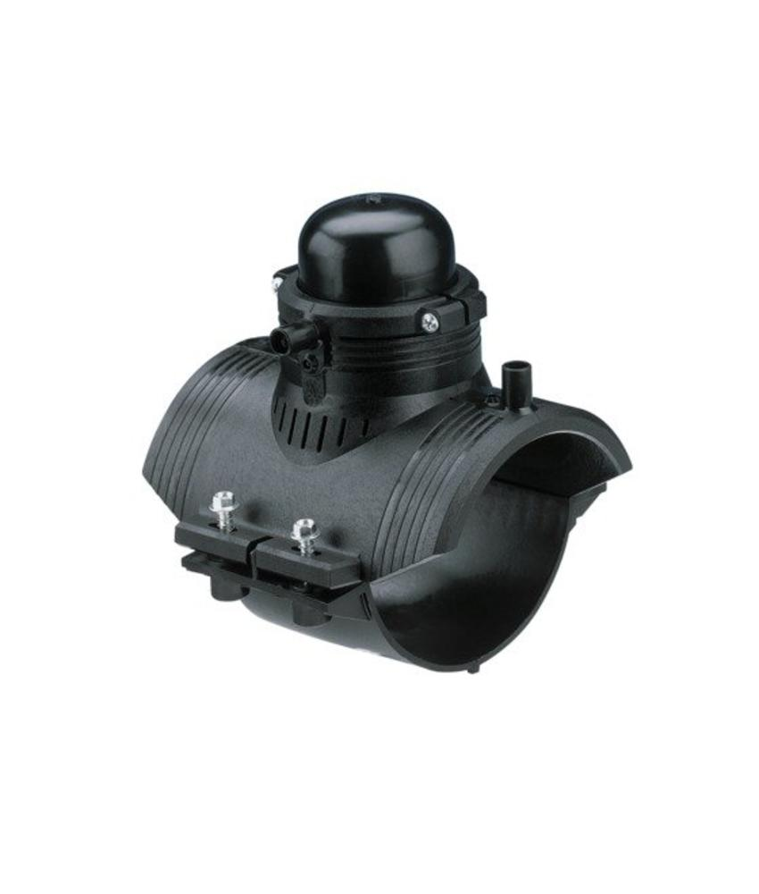 GF ELGEF elektrolas reparatiezadel 180 mm | PE hulpstuk