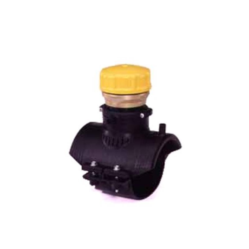 "GF ELGEF elektrolas blaasgatzadel 250 mm / 2½"" | PE hulpstuk"