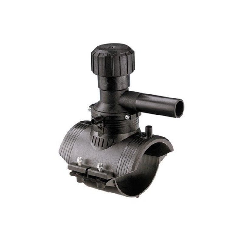 GF ELGEF elektrolas aanboorzadel 360° aftakking 200 / 25 mm