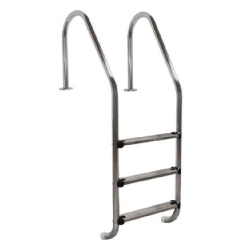 AstralPool Zwembadtrap standaard RVS-304 - 4 treden ladder