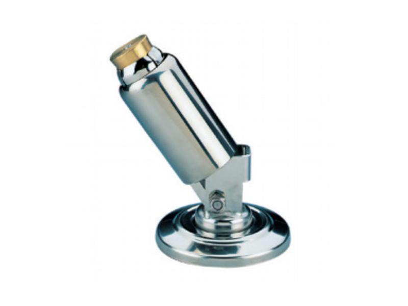 AstralPool Klapscharnier met bodemplaat voor ⌀43 mm buis