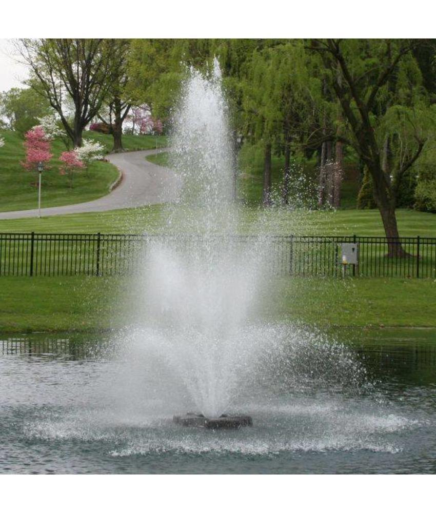 Otterbine Tristar 100 drijvende fontein - beluchter 230V