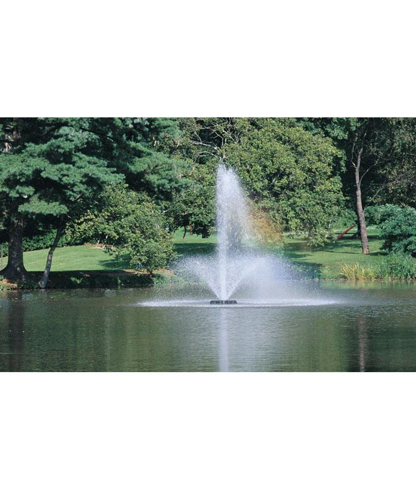 Otterbine Phoenix 300 drijvende fontein - beluchter 400V