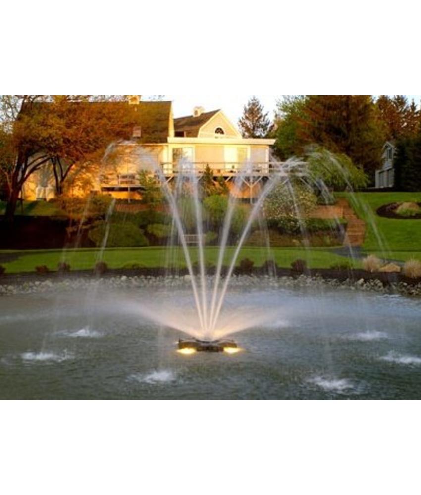 Otterbine Constellation 100 drijvende fontein - beluchter 230V