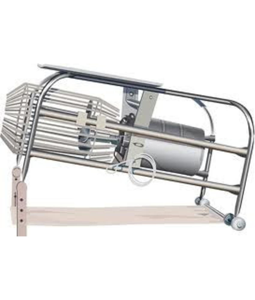 Otterbine Sub Triton Mixer beluchter - 2 PK / 230V