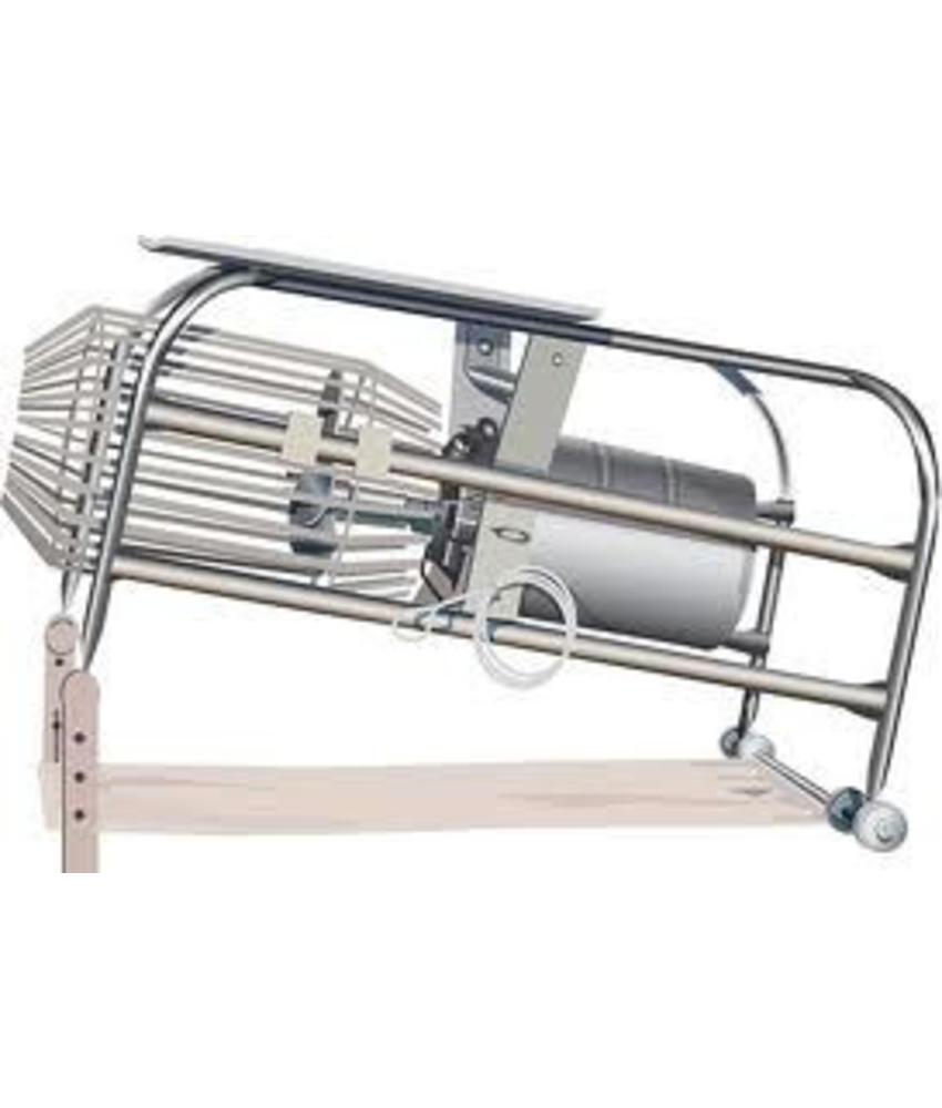 Otterbine Sub Triton Mixer beluchter - 3 PK / 400V