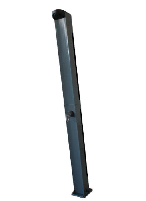 AstralPool Solar buitendouche gelakt aluminium – flexibele tank 20 L