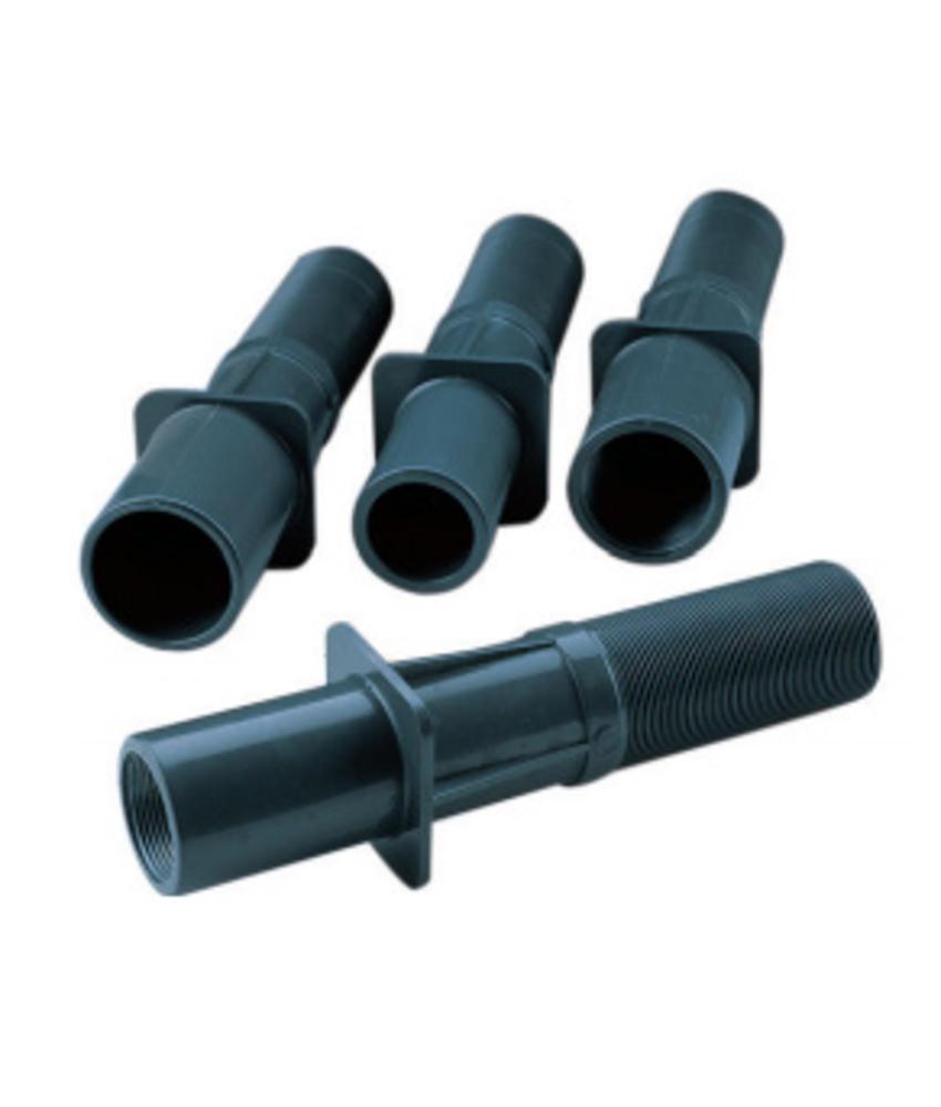 "AstralPool 300 mm PVC wanddoorvoer 2"" bu.dr. / ⌀50 gladde binnenwand"
