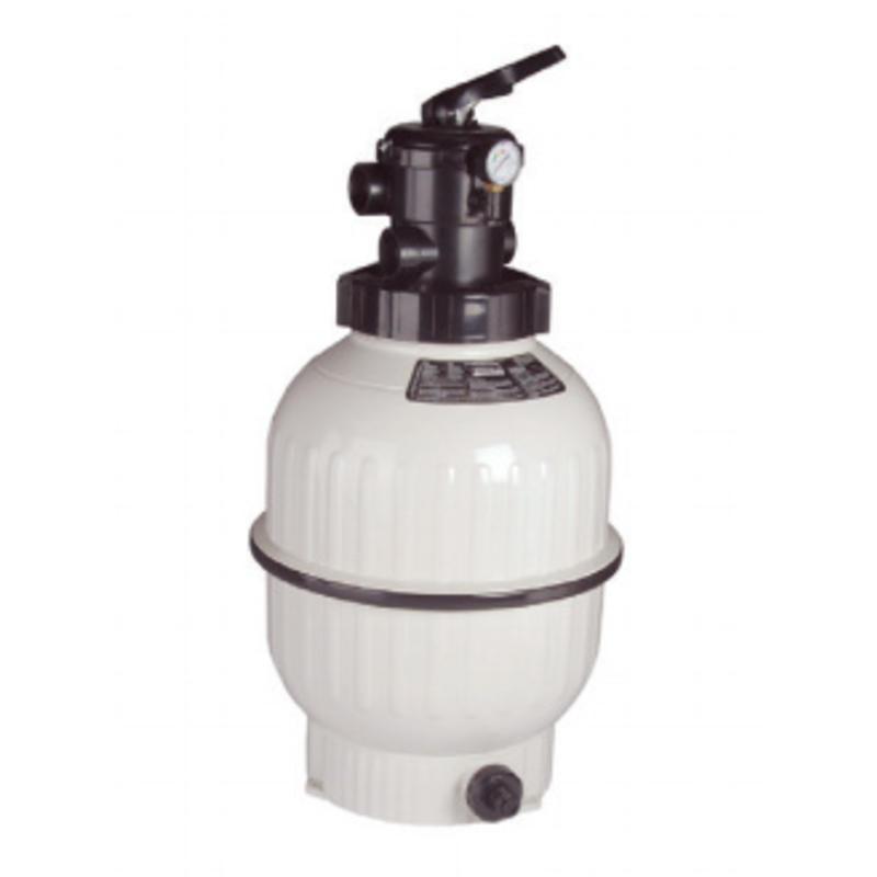 "AstralPool Cantabric top mount filter 14000 l/u - ⌀ 600 mm uitgang 1½"""