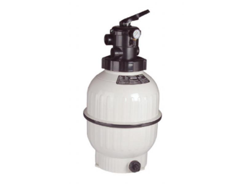 "AstralPool Cantabric top mount filter 21000 l/u - ⌀ 750 mm uitgang 1½"""