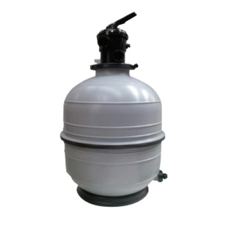 AstralPool Mediterraneo zandfilter ⌀ 500 mm - 9 m³/u met top-aansluiting