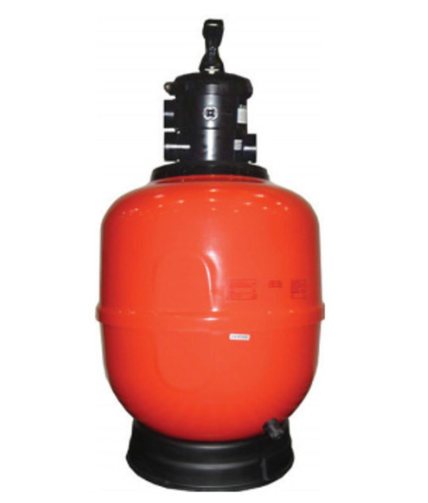 AstralPool Orion zandfilter ⌀ 500 mm - 9 m³/u met top-aansluiting