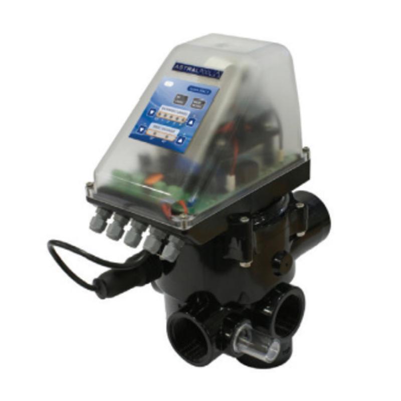 "AstralPool Automatische spoelklep systeem VRAC II Basic 1½"""