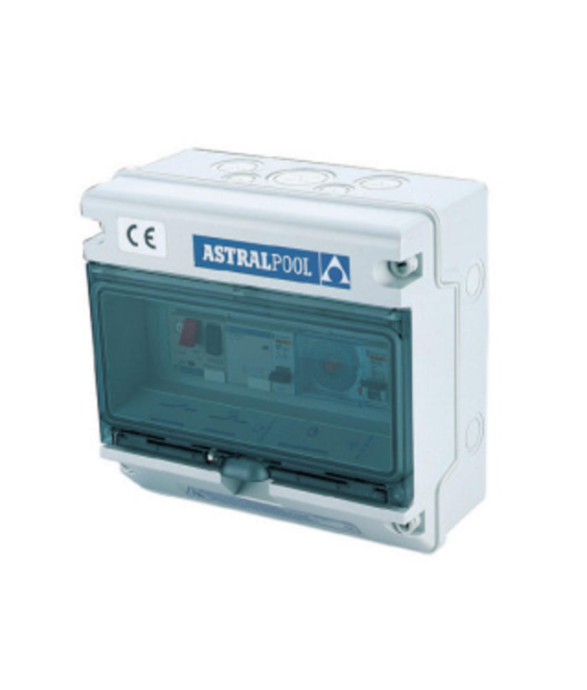 AstralPool Control box D 6A - 10A pomp/onderwaterbelichting