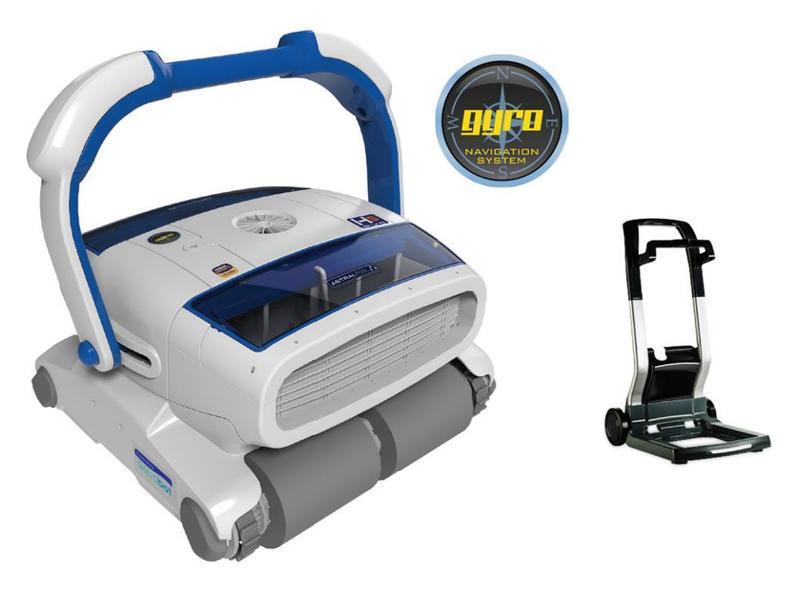 AstralPool H5 Duo robot - zwembadreiniger