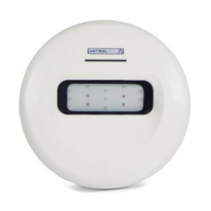 AstralPool LumiPlus Design Wit licht - Wit uitstraling zwembadlamp