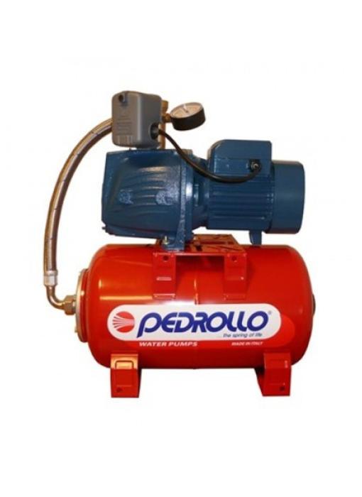Pedrollo JSWm 1A/24L 0,55 kW - 0,75 PK hydrofoorpomp